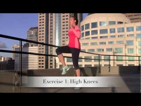 Tabata Cardio Workout Video: High Intensity Interval Training (HIIT)