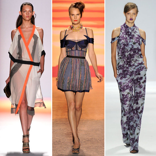 Try Out These 5 Flattering Spring '12 Runway Silhouettes