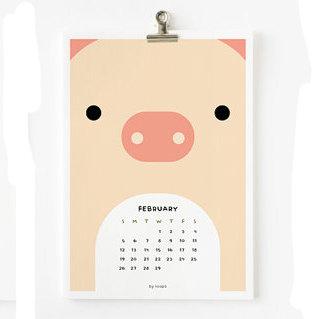 Printable 2012 Calendars
