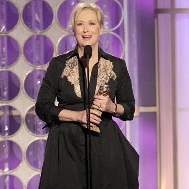 Golden Globe Winners 2012 Poll