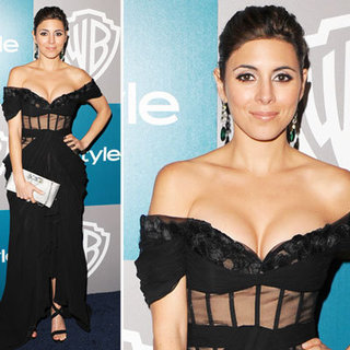 Jamie-Lynn Sigler at InStyle Afterparty 2012