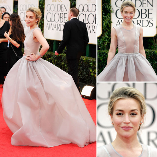 Piper Perabo at Golden Globes 2012