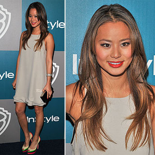Jamie Chung at Golden Globes InStyle Afterparty