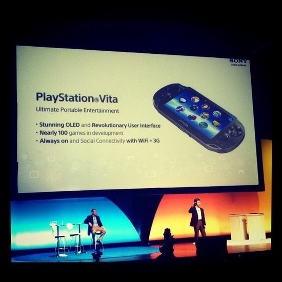 PlayStation Vita Release Date and Price