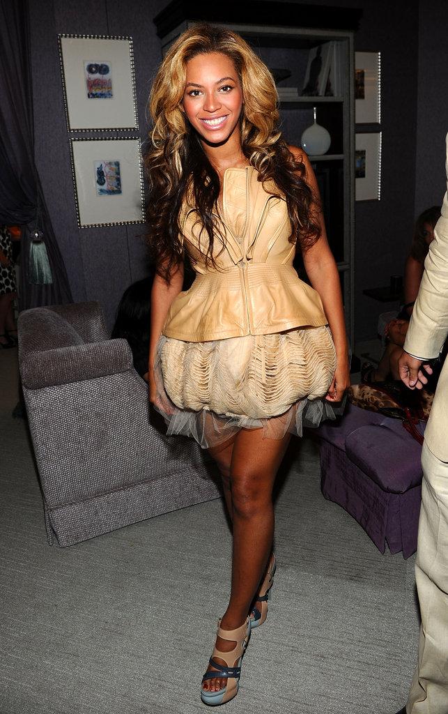 2011, New York Fashion Week