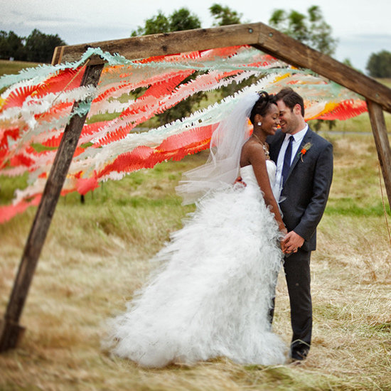 DIY Carnival Wedding