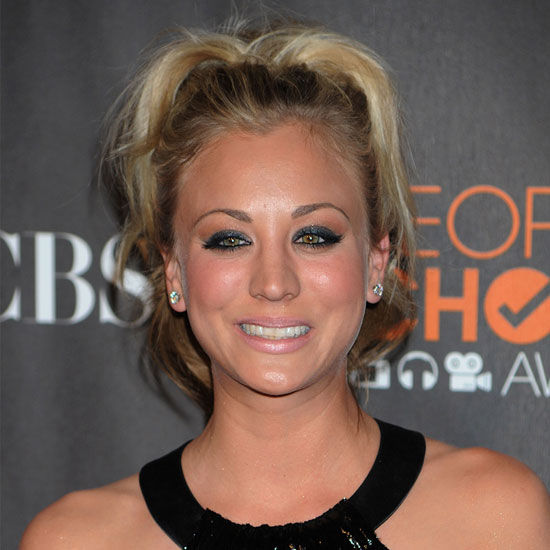 Miss: Kaley Cuoco, 2010