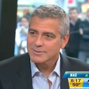 George Clooney Interview For The Descendants