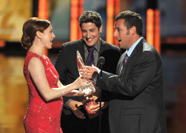 Alyson, Jason, and Adam