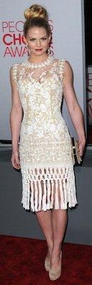 Designer of Jennifer Morrison's People's Choice Awards Dress