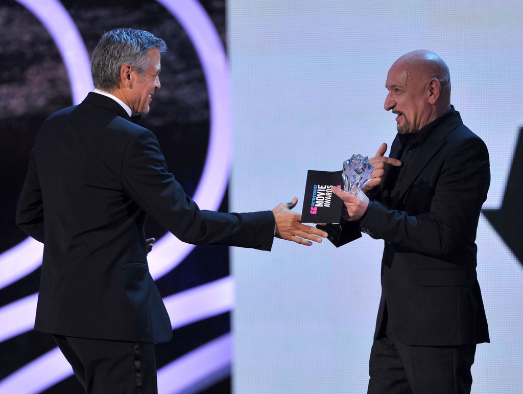 George Clooney and Ben Kingsley