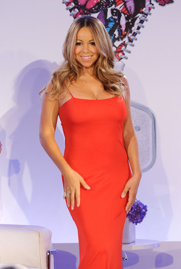 """In 2010, singer Mariah Carey talked openly about suffering a miscarriage before the birth of her twins: """"It kind of shook us both and took us into a place that was really dark and difficult. When that happened . . . I wasn't able to even talk to anybody about it. That was not easy."""""""