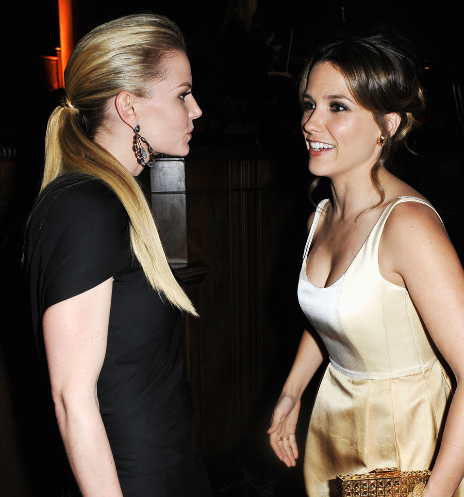 Jennifer Morrison and Sophia Bush