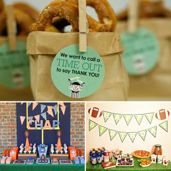 Touchdown! 5 Football Party Themes For Kids