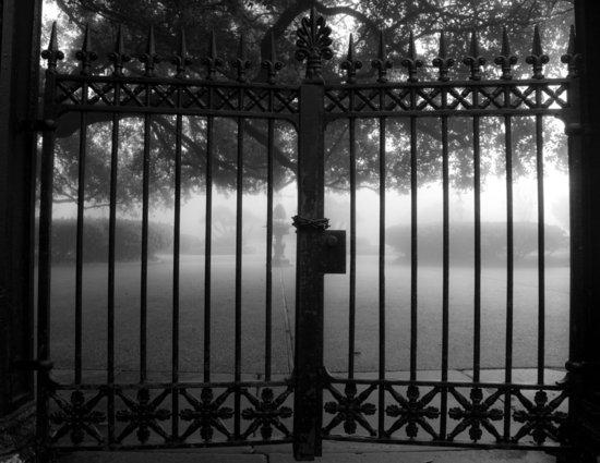Jackson Square Park Gate