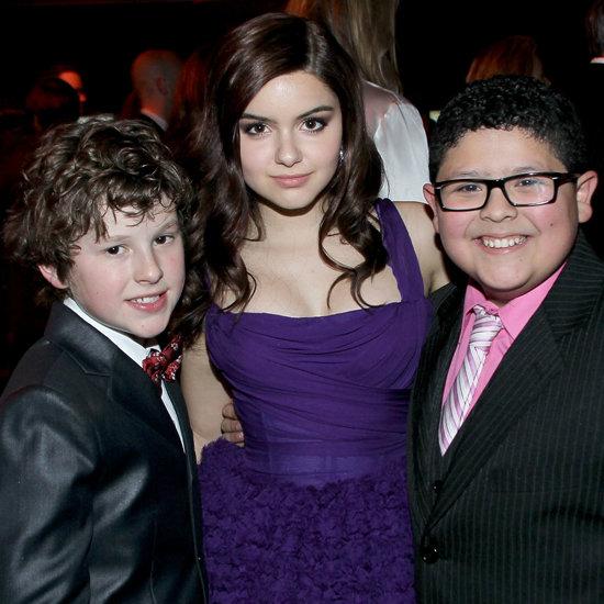 Celebrity Kids at Golden Globe Awards