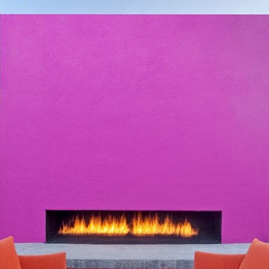 Colorblocking Interior Design and Fashion