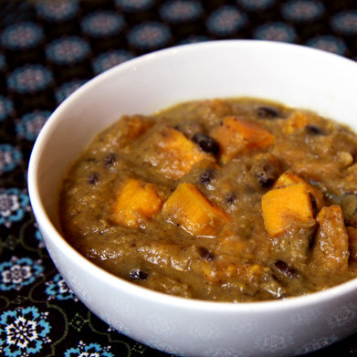 Black and White Bean Soup With Sweet Potatoes | POPSUGAR ...