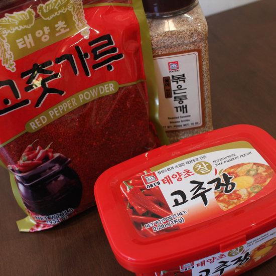 Spicy-Sweet Korean Chicken Wings