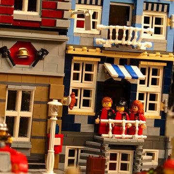 Lego Social Network ReBrick