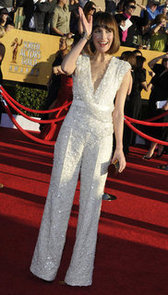 SAG Awards 2012 Fashion - Best Red Carpet Looks