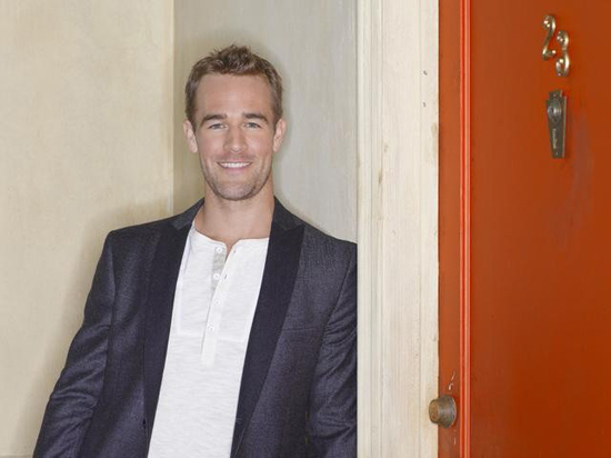 James Van Der Beek in Don&#039;t Trust the B---- In Apartment 23.