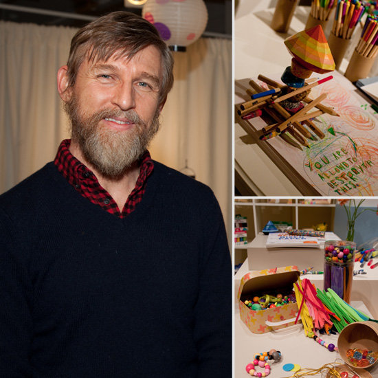 Todd Oldham to Bring Kid Made Modern to Target With New Line of Art Supplies