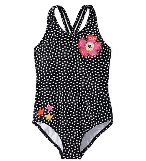 Hanna Andersson Dot One-Piece ($38)