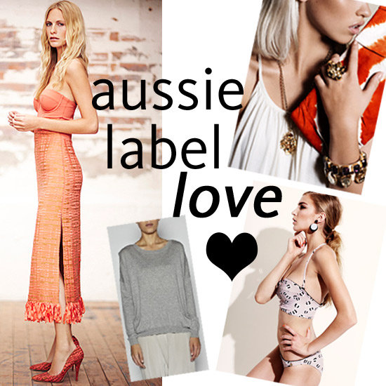 Fashion Designers In Australia Australian Designer Labels