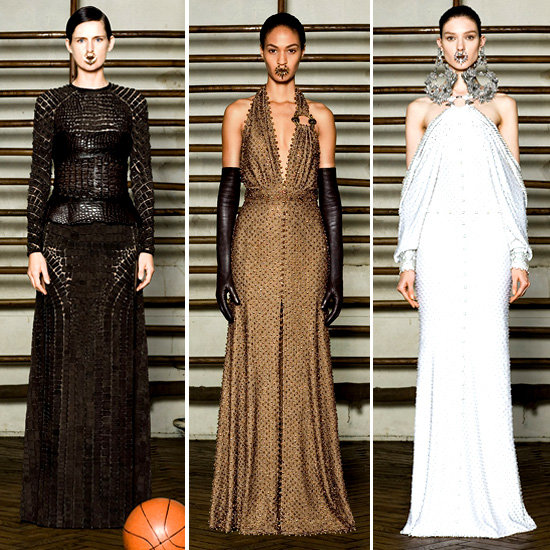 Givenchy Couture Spring 2012