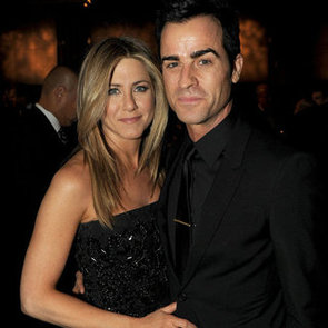 Jennifer Aniston and Justin Theroux Pictures at 2012 Directors Guild Awards