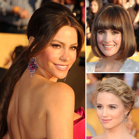 The Secrets Behind the Best 2012 SAG Award Beauty Looks