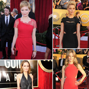 How to Re-Create Red-Carpet Looks From SAG Awards 2012