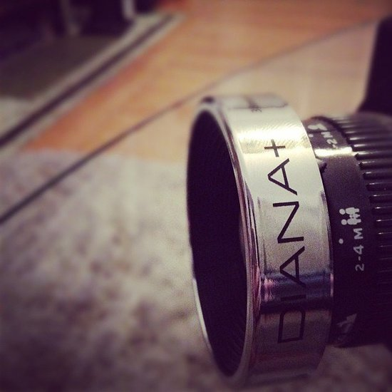 Diana+ Digital Camera Lens and Adapter Review