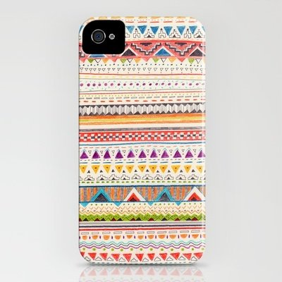 Pattern iPhone 5 Case