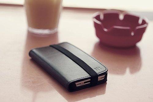 Hex iPhone 5/5S Wallet Case