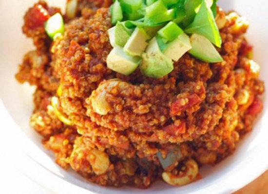 Vegetarian Ancho Chili