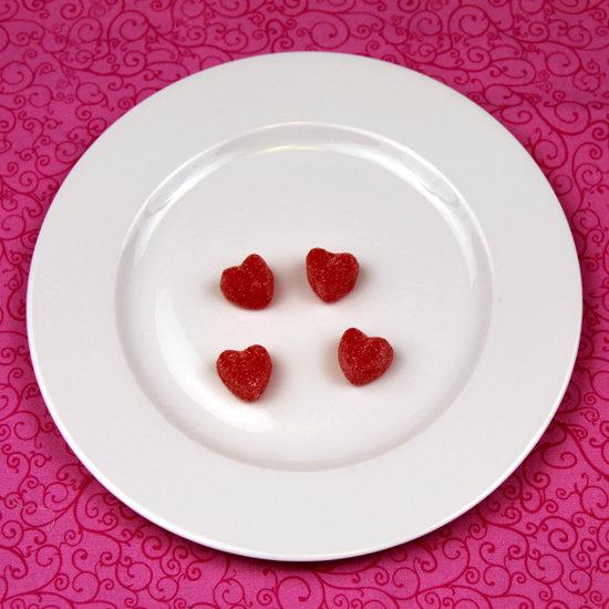 Brach's Cinnamon Jelly Hearts