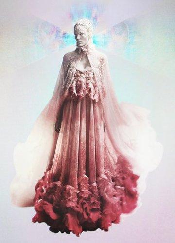 Alexander McQueen Spring 2012 Ad Campaign