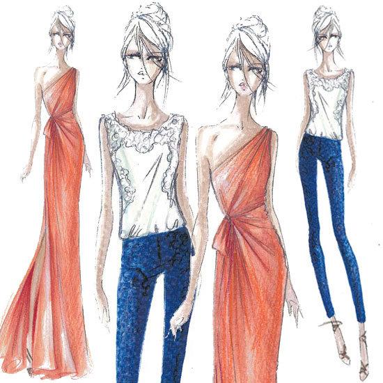 Alberta Ferretti Collection For Macy's Impulse