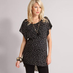 Maternity Clothes With Leopard Print