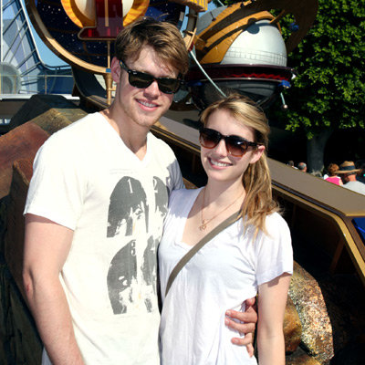 Emma Roberts and Chord Overstreet Split