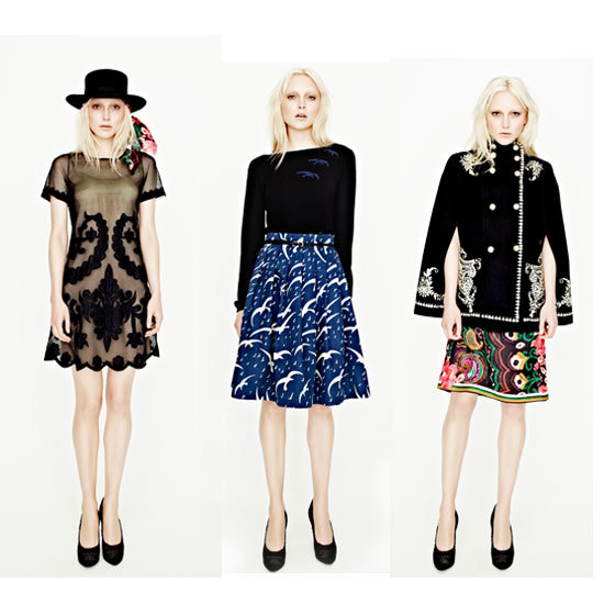 Scope Collette by Collette Dinnigan's Latest Autumn Winter 2012 Look Book!