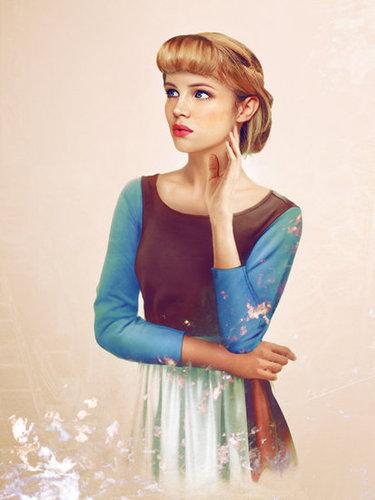 """Real Life"" Cinderella"