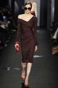 Diane von Furstenberg Runway 2012 Fall