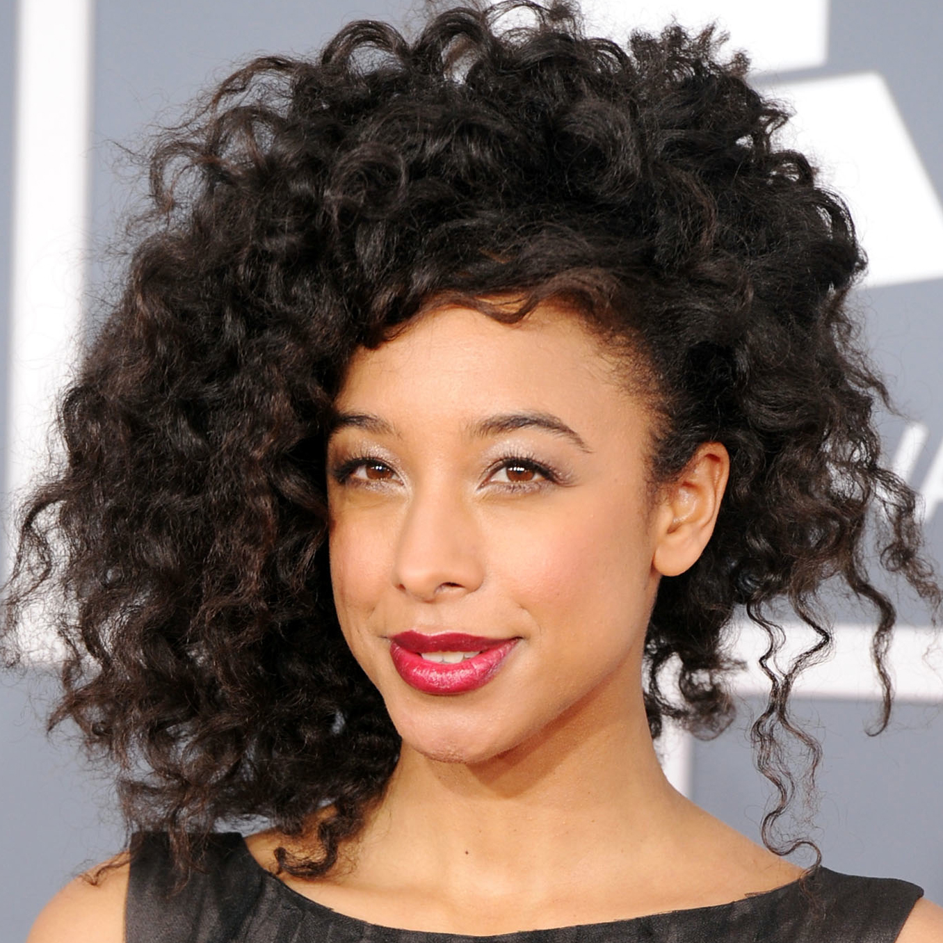 Corinne Bailey Rae See Grammys Hairstyles From All Sides