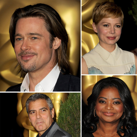 The 10 Best Quotes From the Oscar Nominees Luncheon Press Room!