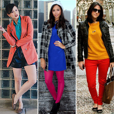 Styling Tip: Colorblocking