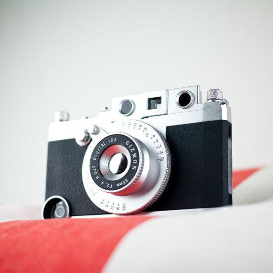 Rangefinder iPhone Camera Case From Photojojo