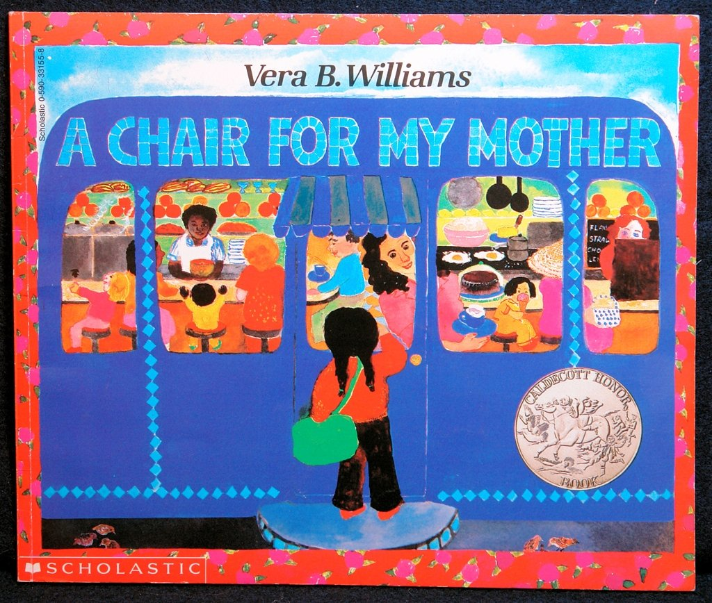 A Story of Hard Work and Perseverence: <b>A Chair For My Mother</b>